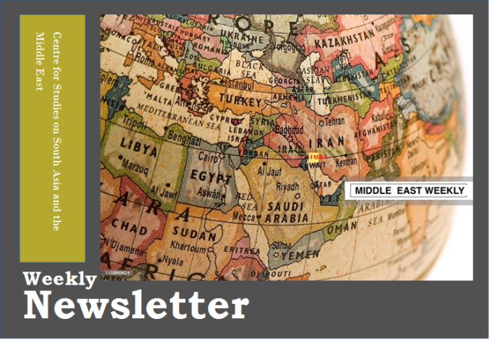 Middle East Newsletter